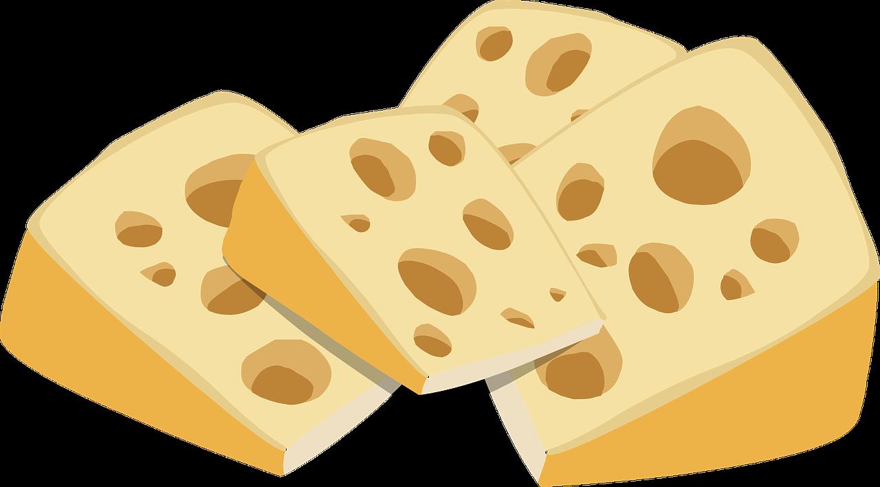 גבינה מצוירת