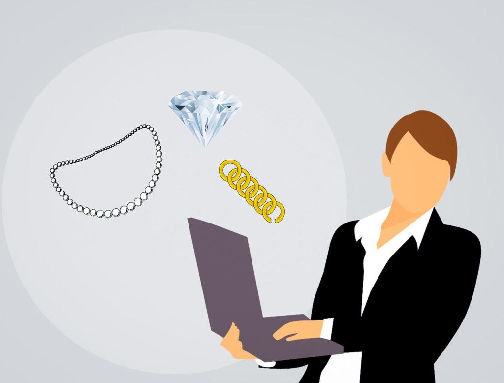 קניית תכשיטים באינטרנט